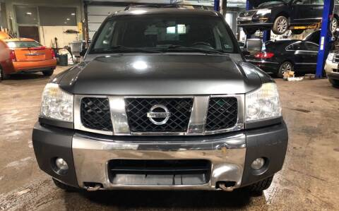 2007 Nissan Armada for sale at Six Brothers Auto Sales in Youngstown OH