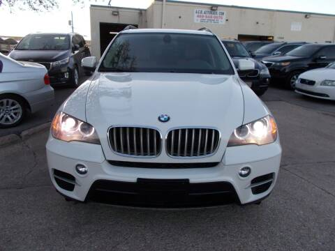 2013 BMW X5 for sale at ACH AutoHaus in Dallas TX