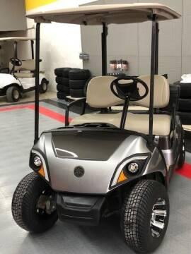 2017 Yamaha Gas Golf Car for sale at Curry's Body Shop in Osborne KS