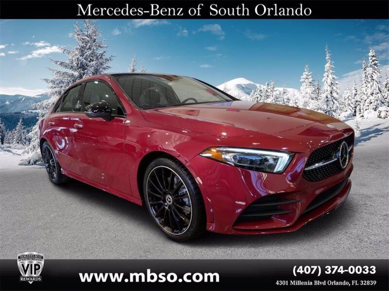 2021 Mercedes-Benz A-Class for sale in Orlando, FL