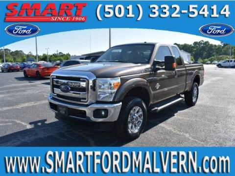 2016 Ford F-250 Super Duty for sale at Smart Auto Sales of Benton in Benton AR