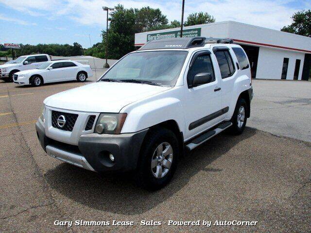 2009 Nissan Xterra for sale at Gary Simmons Lease - Sales in Mckenzie TN