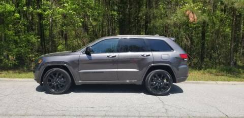 2019 Jeep Grand Cherokee for sale at MATRIXX AUTO GROUP in Union City GA