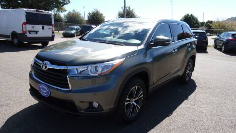 2016 Toyota Highlander for sale at Steve Johnson Auto World in West Jefferson NC