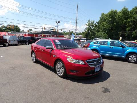 2010 Ford Taurus for sale at United Auto Land in Woodbury NJ