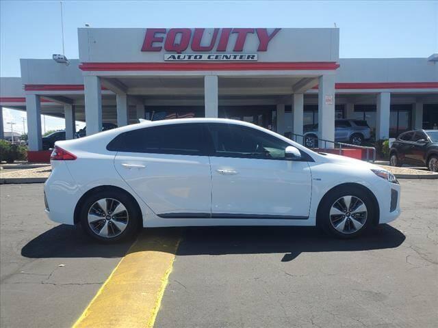 2019 Hyundai Ioniq Plug-in Hybrid for sale at EQUITY AUTO CENTER in Phoenix AZ