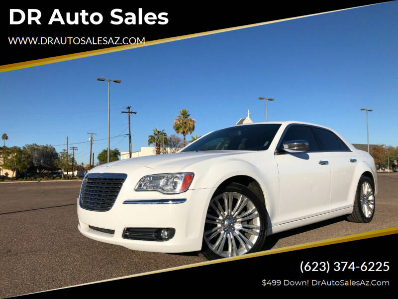 2012 Chrysler 300 for sale at DR Auto Sales in Glendale AZ
