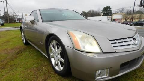 2005 Cadillac XLR for sale at Atlanta Fine Cars in Jonesboro GA