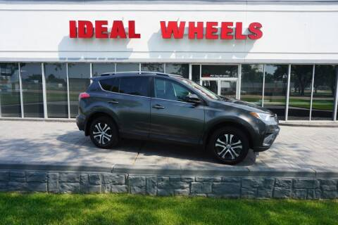 2018 Toyota RAV4 for sale at Ideal Wheels in Sioux City IA