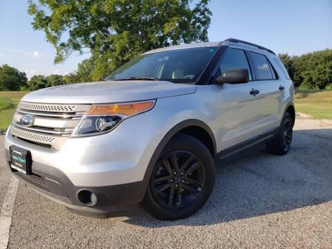 2015 Ford Explorer for sale at Laguna Niguel in Rosenberg TX