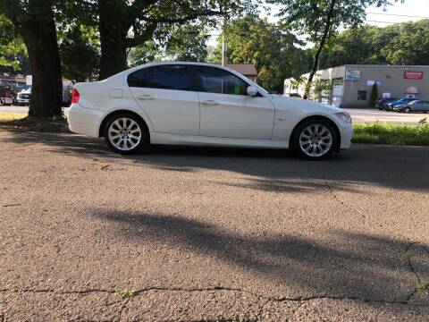 2006 BMW 3 Series for sale at Car-Nation Enterprises Inc in Ashland MA