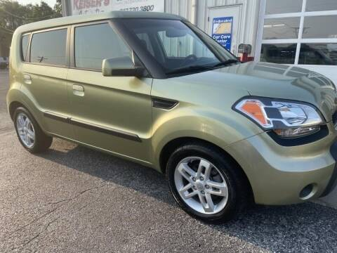 2010 Kia Soul for sale at Keisers Automotive in Camp Hill PA
