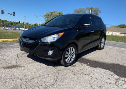2011 Hyundai Tucson for sale at InstaCar LLC in Independence MO