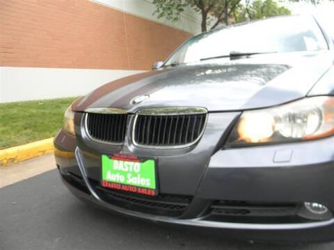 2006 BMW 3 Series for sale at Dasto Auto Sales in Manassas VA