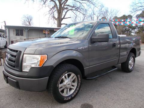 2010 Ford F-150 for sale at Culpepper Auto Sales in Cullman AL