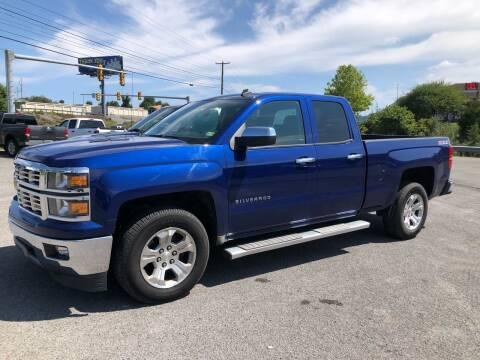 2014 Chevrolet Silverado 1500 for sale at FAMILY AUTO II in Pounding Mill VA