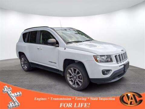 2017 Jeep Compass for sale at VA Cars Inc in Richmond VA