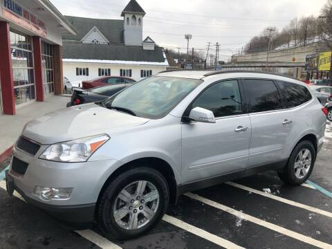 2012 Chevrolet Traverse for sale at Fellini Auto Sales & Service LLC in Pittsburgh PA