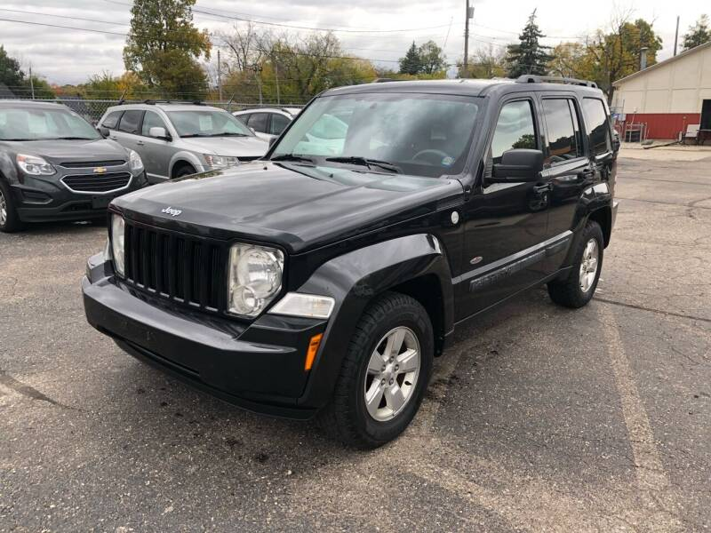 2010 Jeep Liberty for sale at Dean's Auto Sales in Flint MI