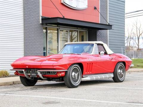 1966 Chevrolet Corvette for sale at Abreu Motors in Carmel IN