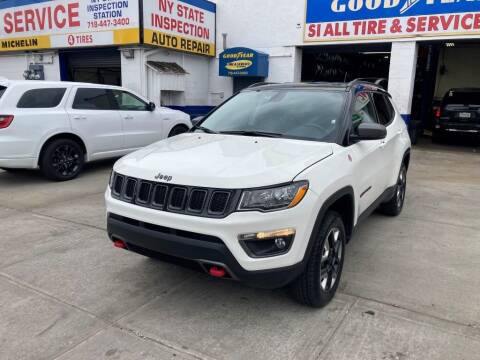 2018 Jeep Compass for sale at US Auto Network in Staten Island NY