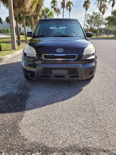 2011 Kia Soul for sale at ATA   AUTO SALES INC in Sarasota FL