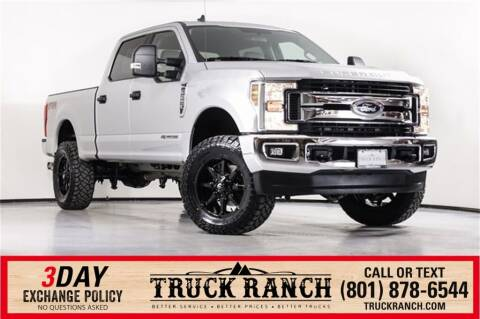 2019 Ford F-250 Super Duty for sale at Truck Ranch in American Fork UT