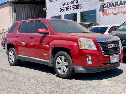 2013 GMC Terrain for sale at Auto Source in Banning CA