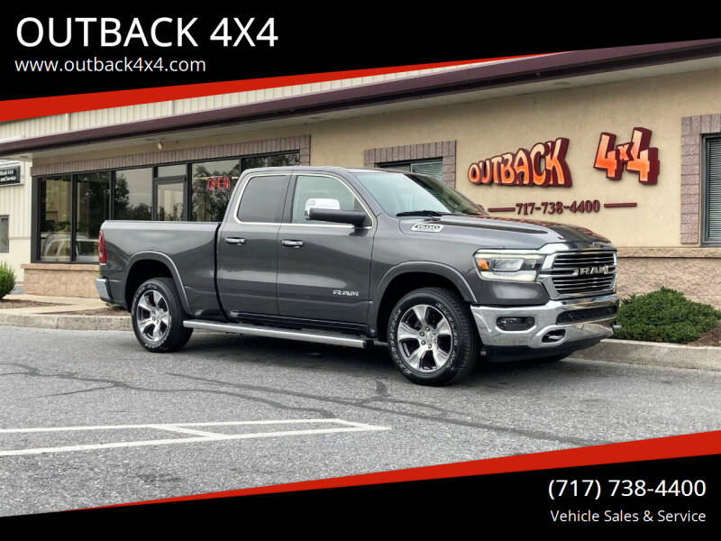 2019 RAM Ram Pickup 1500 for sale at OUTBACK 4X4 in Ephrata PA