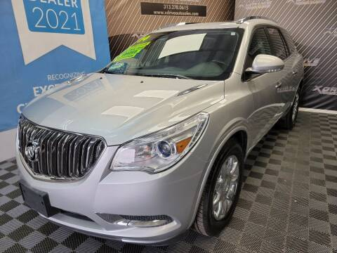 2014 Buick Enclave for sale at X Drive Auto Sales Inc. in Dearborn Heights MI