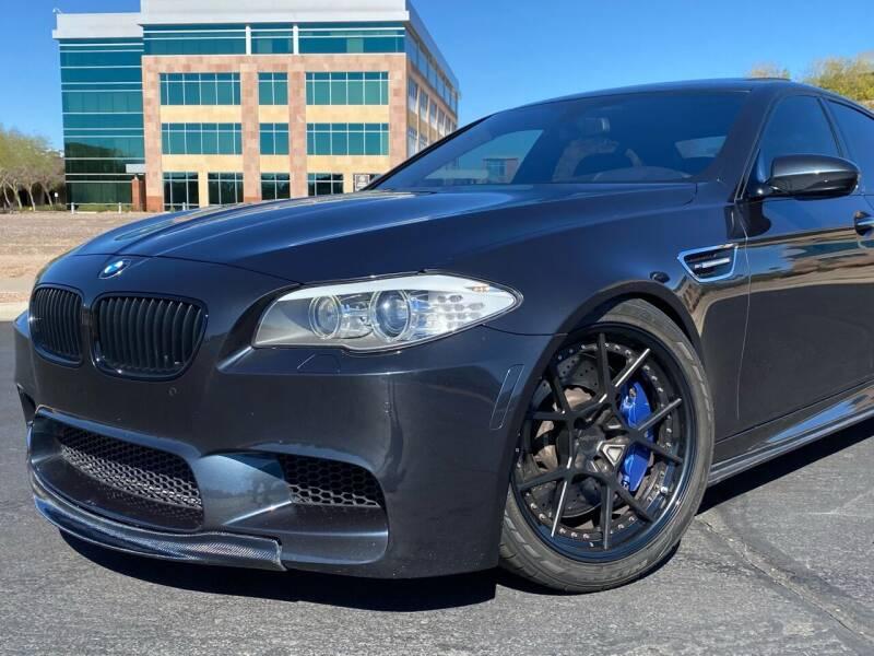 2013 BMW M5 for sale at Autodealz in Tempe AZ