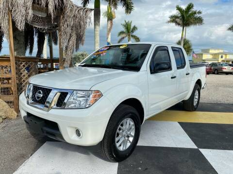 2015 Nissan Frontier for sale at D&S Auto Sales, Inc in Melbourne FL