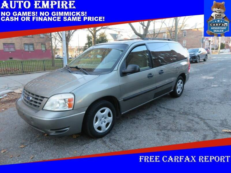 2006 Ford Freestar for sale at Auto Empire in Brooklyn NY