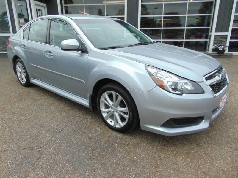 2013 Subaru Legacy for sale at Akron Auto Sales in Akron OH