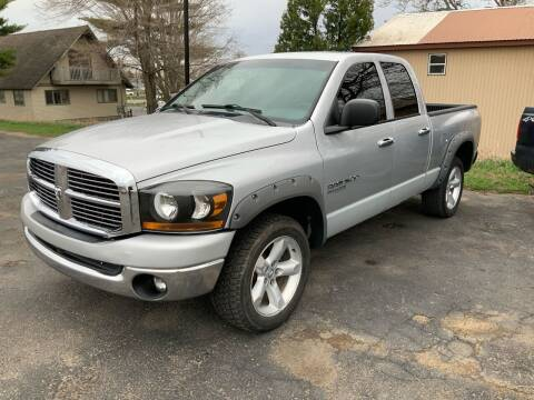 2006 Dodge Ram Pickup 1500 for sale at Stein Motors Inc in Traverse City MI