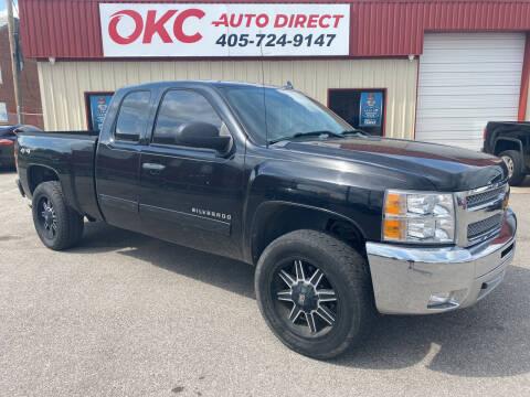2013 Chevrolet Silverado 1500 for sale at OKC Auto Direct in Oklahoma City OK