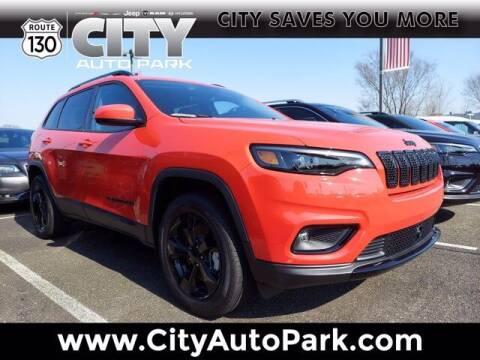 2021 Jeep Cherokee for sale at City Auto Park in Burlington NJ