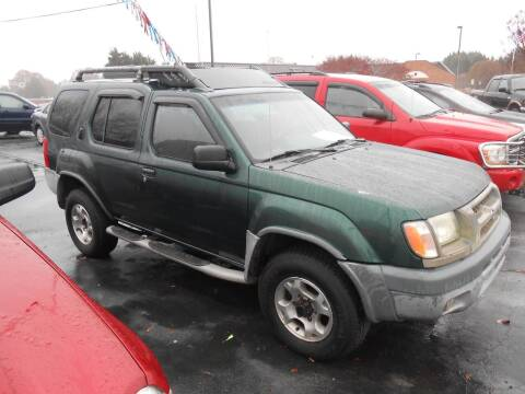 2000 Nissan Xterra for sale at Granite Motor Co 2 in Hickory NC