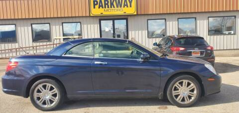 2008 Chrysler Sebring for sale at Parkway Motors in Springfield IL