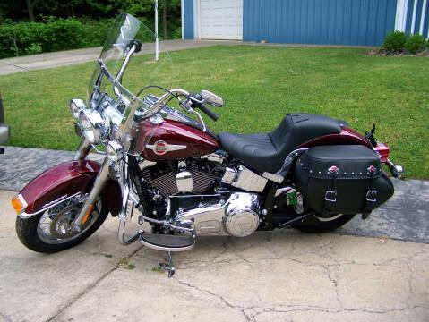 2017 Harley-Davidson HERITAGE FLST for sale at Keiter Kars in Trafford PA