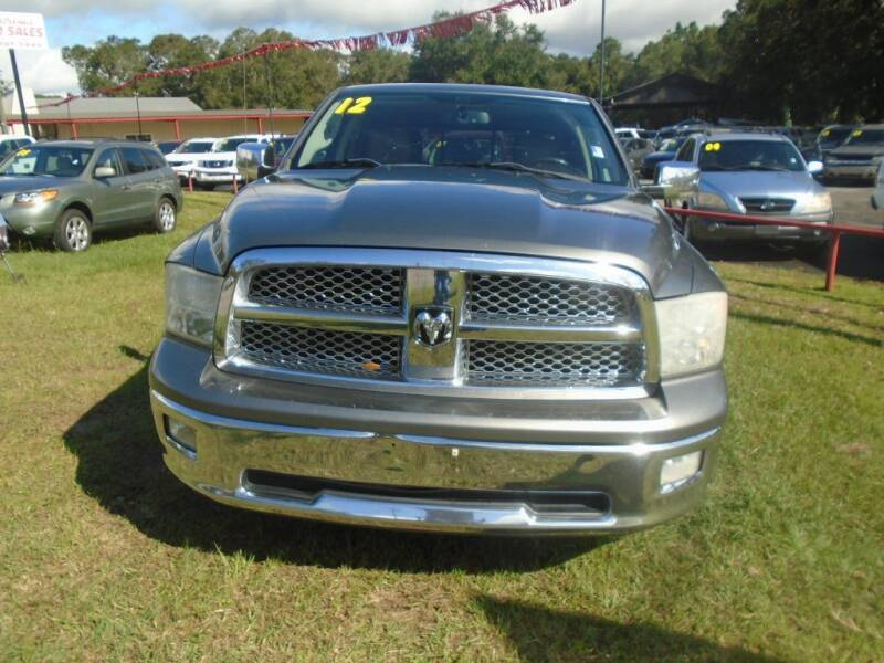 2012 RAM Ram Pickup 1500 for sale at Alabama Auto Sales in Semmes AL