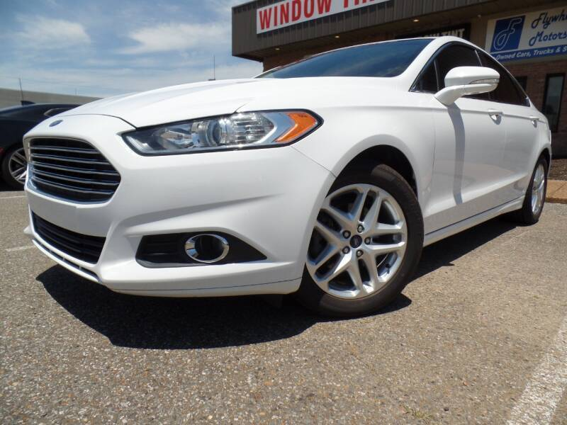 2013 Ford Fusion for sale at Flywheel Motors, llc. in Olive Branch MS
