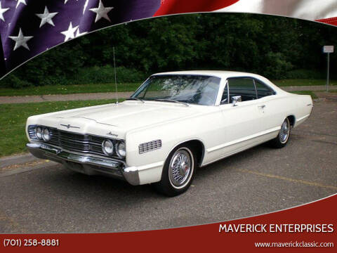 1967 Mercury Monterey for sale at Maverick Enterprises in Pollock SD