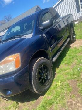 2008 Nissan Titan for sale at Whiting Motors in Plainville CT