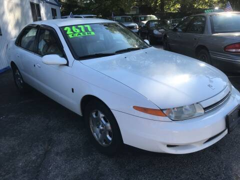 2002 Saturn L-Series for sale at Klein on Vine in Cincinnati OH