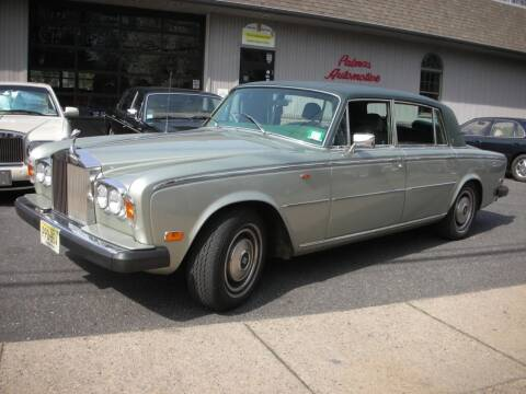 1980 Rolls-Royce Silver Wraith II Long wheel B for sale at PALMA CLASSIC CARS, LLC. in Audubon NJ