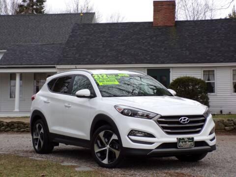 2016 Hyundai Tucson for sale at The Auto Barn in Berwick ME