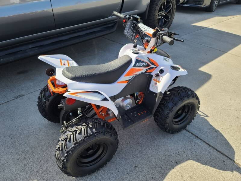 2021 KAYO Fox 70 for sale at WolfPack PowerSports in Moses Lake WA