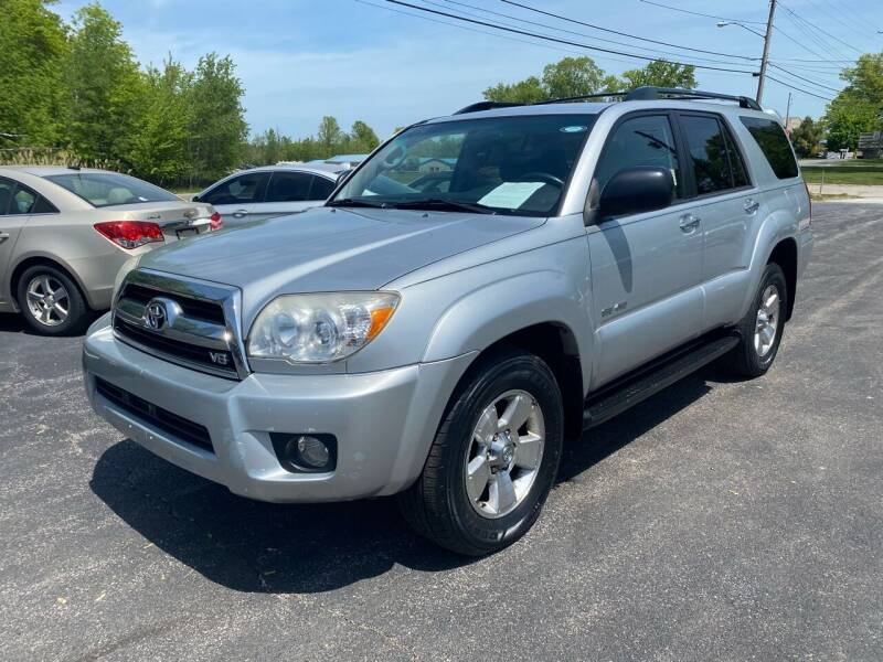 2006 Toyota 4Runner for sale at Erie Shores Car Connection in Ashtabula OH
