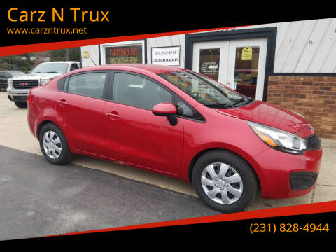 2015 Kia Rio for sale at Carz N Trux in Twin Lake MI